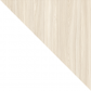 Комби Ясень Шимо светлый + Белый