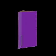 Цвет фасада: Сирень глянецЦвет каркаса: Венге темный