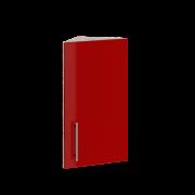 Цвет фасада: Красный глянецЦвет каркаса: Сонома