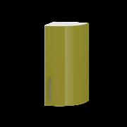 Цвет фасада: Олива глянецЦвет каркаса: Белый
