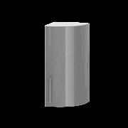 Цвет фасада: Серебристый металликЦвет каркаса: Белый