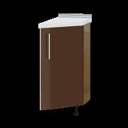 Цвет фасада: Капучино глянецЦвет каркаса: Дуб молочный